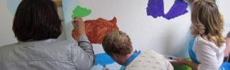 Workshop schilderen Huyskamer eten culinair